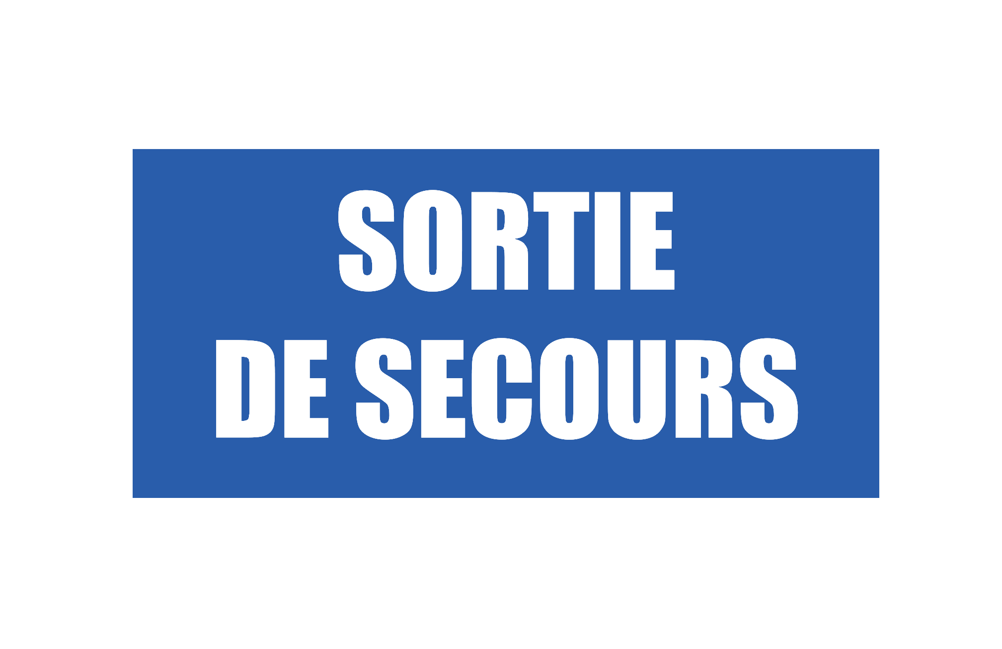 sortiedesecours 2 - Accueil