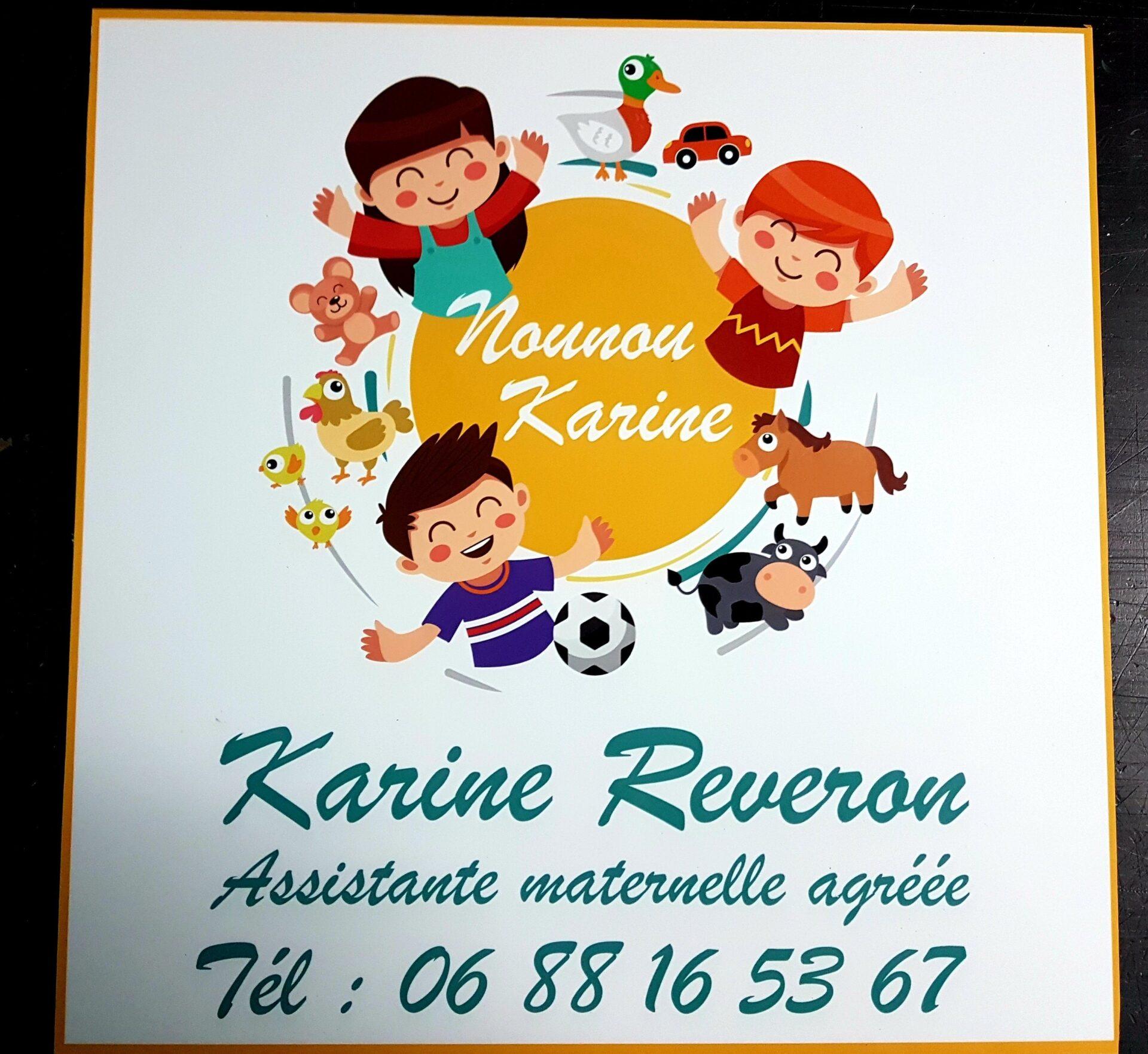 20200225 081121 1 - RCE Nové : création d'un panneau pour une assistante maternelle !